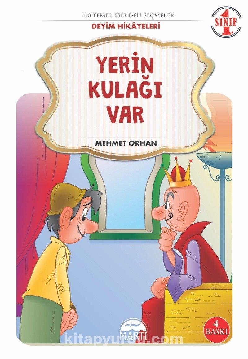 Yerin Kulağı Var - Mehmet Orhan pdf epub