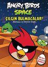 Angry Birds Space Çılgın Bulmacalar! & Bulmaca ve Etkinlik Kitabı