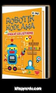 Robotik Kodlama ve Dikkat Geliştirme (6 Yaş)