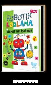 Robotik Kodlama Ve Dikkat Gelistirme 7 Yas Dr Fusun Necmiye