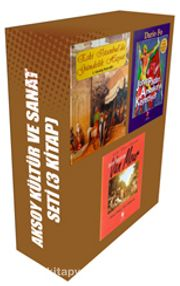 Aksoy Kültür ve Sanat Seti (3 Kitap)