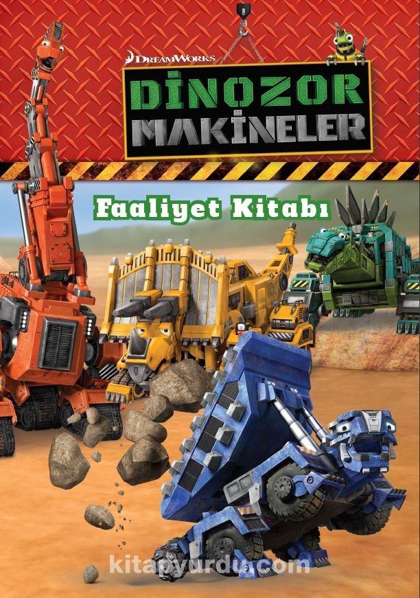 Dinozor Makineler Faaliyet Kitabı - Kollektif pdf epub