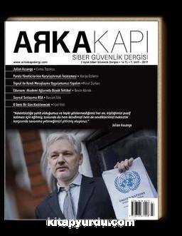 Arka Kapı Siber Güvenlik Dergisi Sayı:7