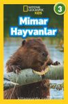 National Geographic Kids / Mimar Hayvanlar