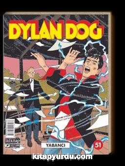 Dylan Dog Sayı: 51 / Yabancı