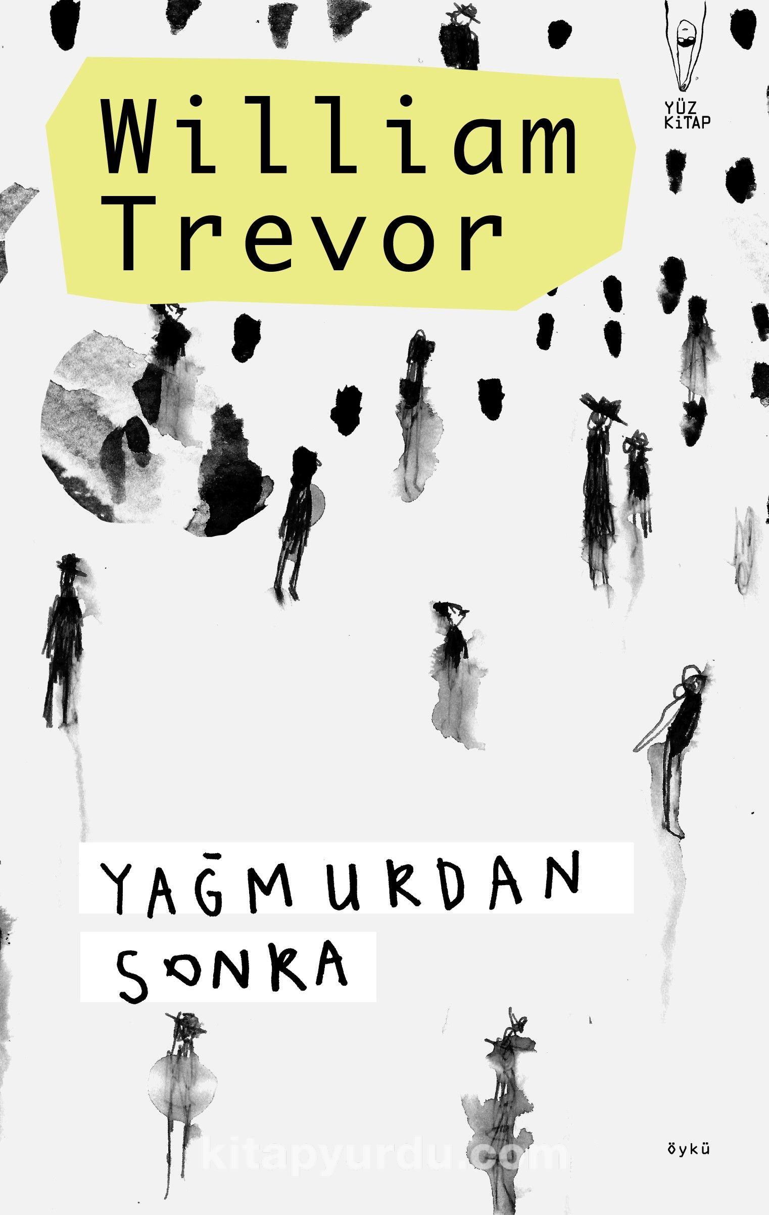 Yağmurdan Sonra - William Trevor pdf epub