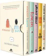 Rainbow Rowell Kitapları Seti (Ciltli Kutulu Özel Set) (5 Kitap)