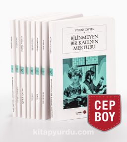Stefan Zweig Cep Boy Seti (8 Kitap) (Tam Metin)
