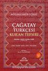 Çagatay Türkçesi Kuran Tefsiri