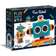 Clementoni Play Creative Robot Atölyesi (15285)