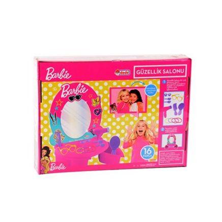 Barbie Güzellik Salonu (03509)