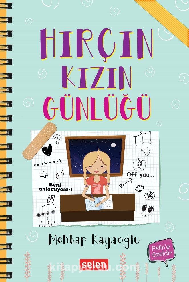 Hırçın Kızın Günlüğü - Mehtap Kayaoğlu pdf epub