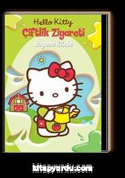 Hello Kitty çiftlik Ziyareti Boyama Kitabı Kitapyurducom