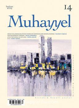 Muhayyel Dergisi Sayı:14 Haziran 2019