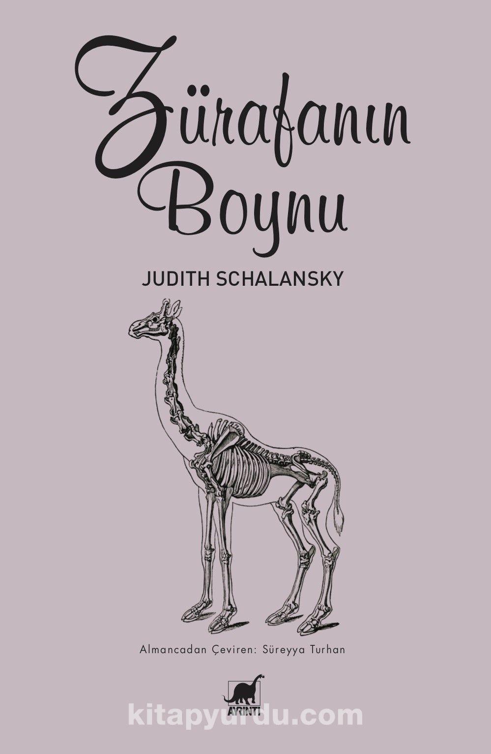 Zürafanın Boynu - Judith Schalansky pdf epub