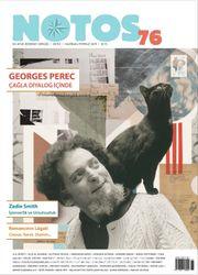 Notos Öykü İki Aylık Edebiyat Dergisi Haziran-Temmuz 2019 Sayı :76