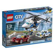 Lego City Yüksek Hızlı Takip(60138)