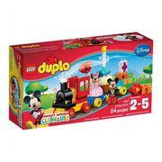 Lego Duplo Mickey & Minnie Doğum Günü Gösterisi(10597)