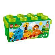 Lego Duplo İlk Hayvan Yapım Parçalarım (10863)