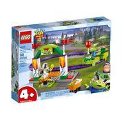 Lego Juniors Oyuncak Hikayesi 4 Lunapark Hız Treni (10771)