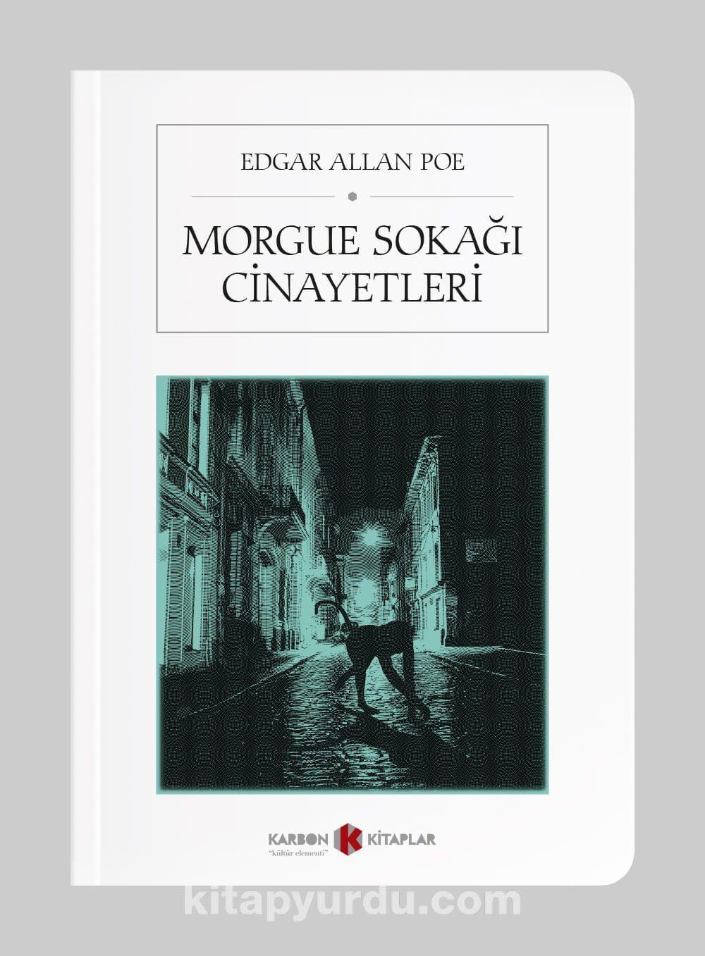 Morgue Sokağı Cinayetleri (Cep Boy) (Tam Metin) PDF Kitap İndir