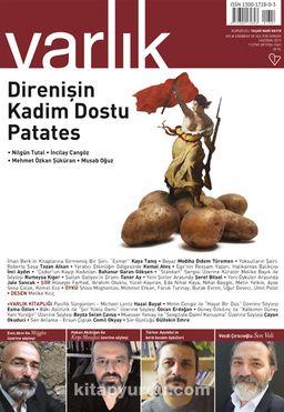 Varlık Aylık Edebiyat ve Kültür Dergisi Haziran 2019