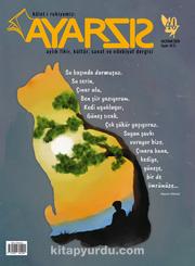 Ayarsız Aylık Fikir Kültür Sanat ve Edebiyat Dergisi Sayı:40 Haziran 2019