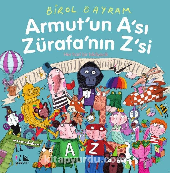 Armut'un A'sı Zürafa'nın Z'si - Birol Bayram pdf epub