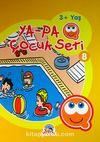 Ya-Pa Çocuk Seti -8 (3+ Yaş)