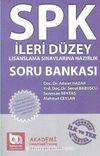 SPK İleri Düzey Lisanslama Sınavlarına Hazırlık Soru Bankası
