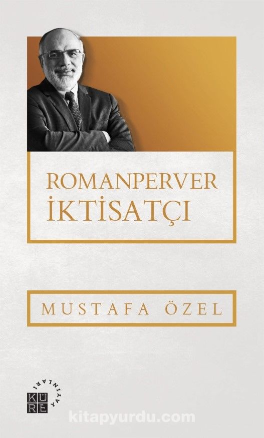 Romanperver İktisatçı - Mustafa Özel pdf epub