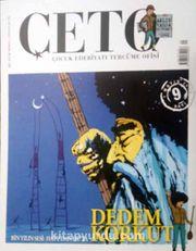 Çeto Çocuk Edebiyatı Tercüme Ofisi İki Aylık Dergi Sayı:9 Mayıs-Hazira 2019