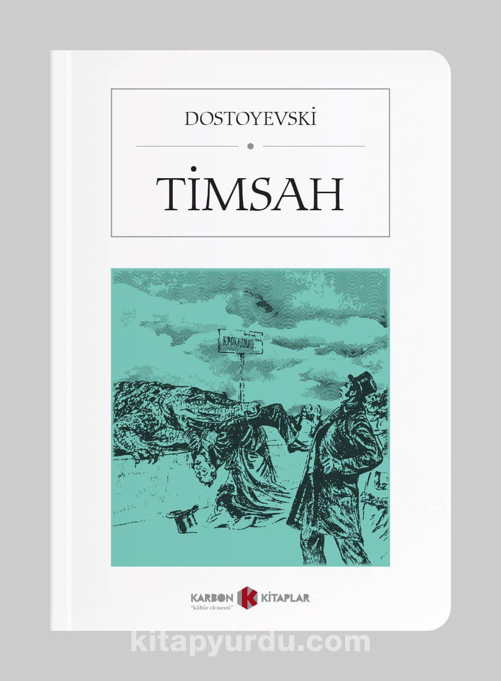 Timsah (Cep Boy) (Tam Metin) PDF Kitap İndir