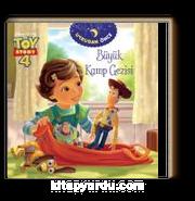 Dısney Toy Story - Uykudan Önce - Büyük Kamp Gezisi