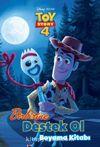 Dısney Toy Story Birbirine Destek Ol Boyama Kitabı