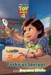 Dısney Toy Story Bonnie Forkiyyi Seviyor  Boyama Kitabı