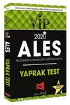 2020 ALES VIP Yaprak Test