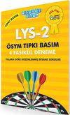 LYS-2 ÖSYM Tıpkı Basım 4 Fasikül Deneme & Yıllara Göre Düzenlenmiş Efsane Sorular