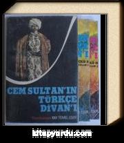 Cem Sultan'ın Türkçe Divanı /3 Cilt (Kod: T-32)
