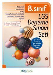 8. Sınıf LGS Deneme Sınav Seti