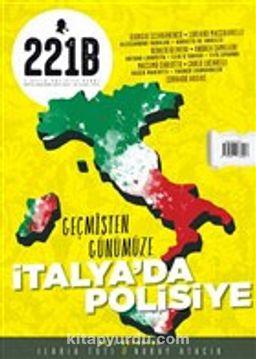 221B İki Aylık Polisiye Dergi Sayı:20 Mayıs-Haziran 2019