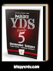 İngilizce YDS Çözümlü 5 Deneme Sınavı