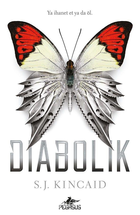 Diabolik - S. J. Kincaid pdf epub