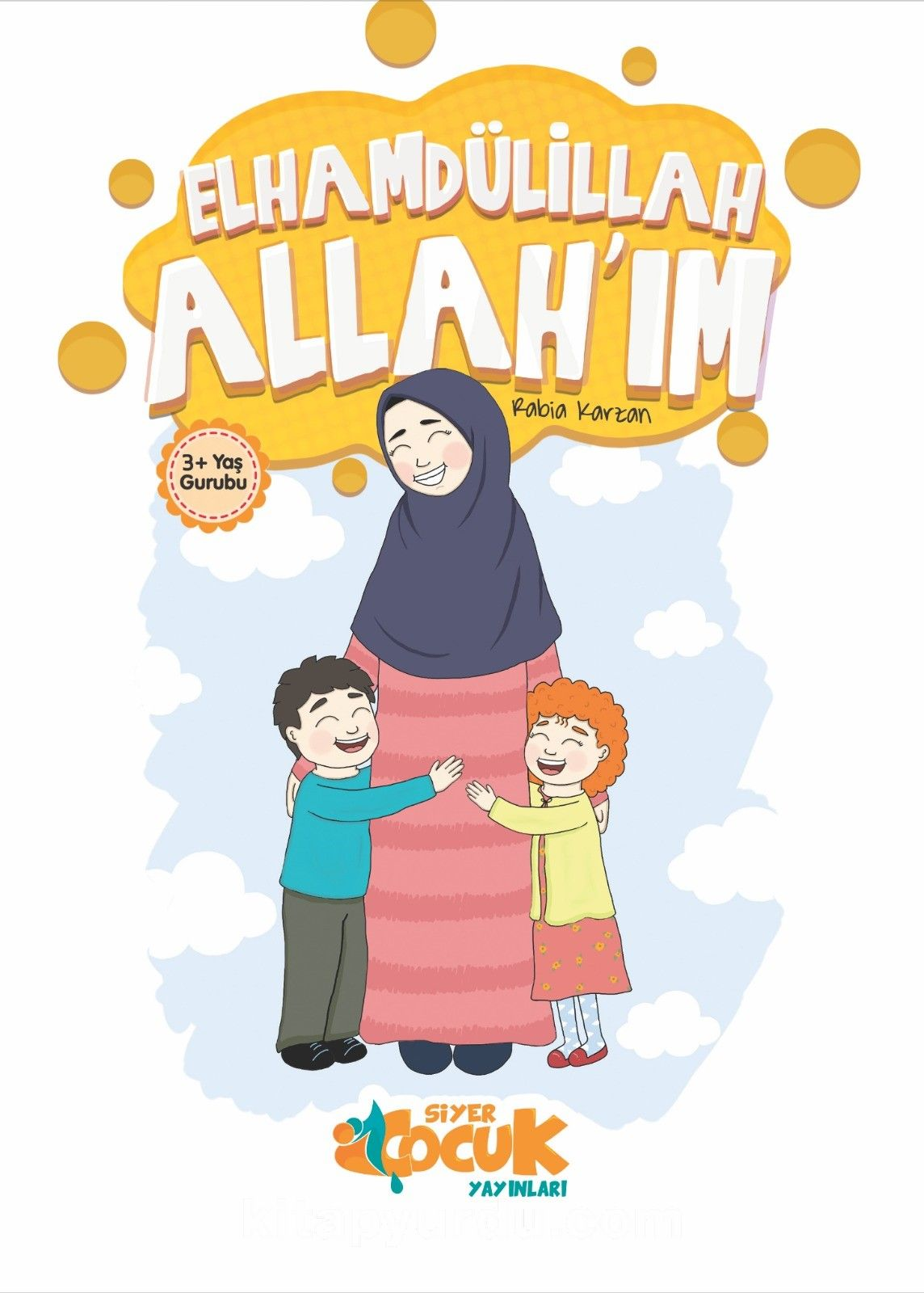Elhamdülillah Allah'ım - Rabia Karzan pdf epub