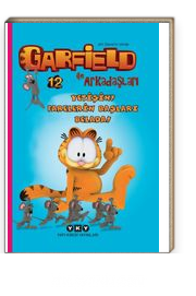 Yetişin! Farelerin Başları Belada! - Garfield İle Arkadaşları 12