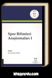 Spor Bilimleri Araştırmaları 1