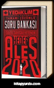 2020 ALES Tamamı Çözümlü Soru Bankası