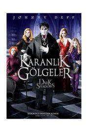 Karanlık Gölgeler (Dvd)