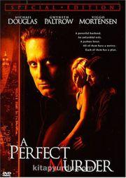 Perfect Murder - Kusursuz Cinayet (Dvd)