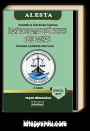 Alesta İdari Yargılama Usulü Hukuku Soru Bankası